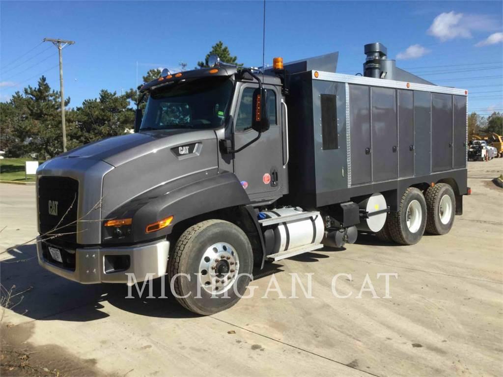 Caterpillar CT660S VAC, lkw, LKW/Transport