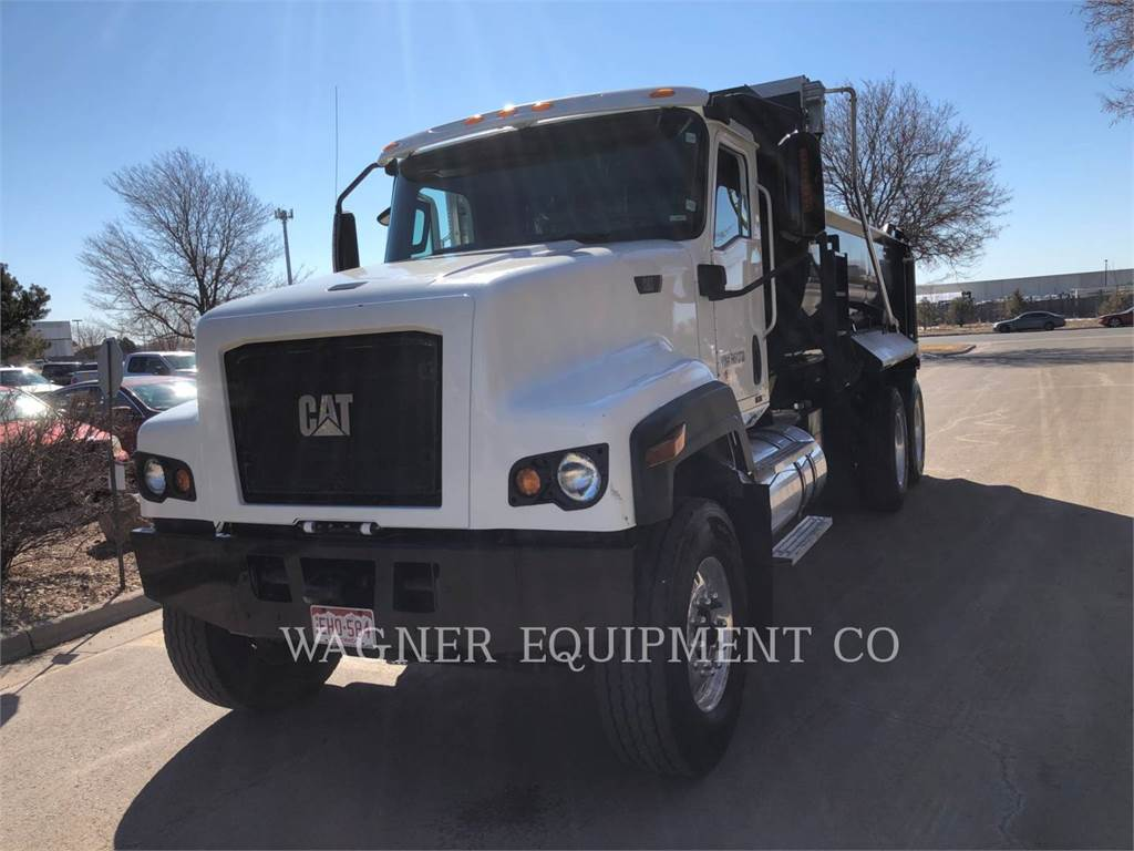 Caterpillar CT681, camions routiers, Transport