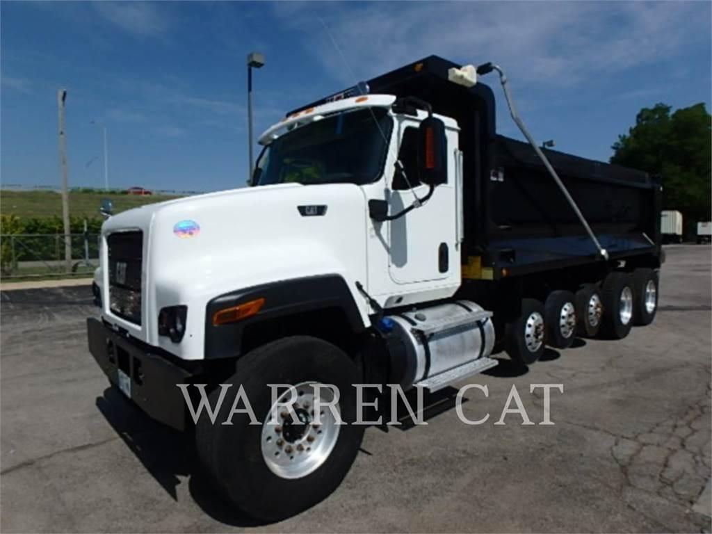 Caterpillar CT681SG, camioane pentru regim rutier, Transport