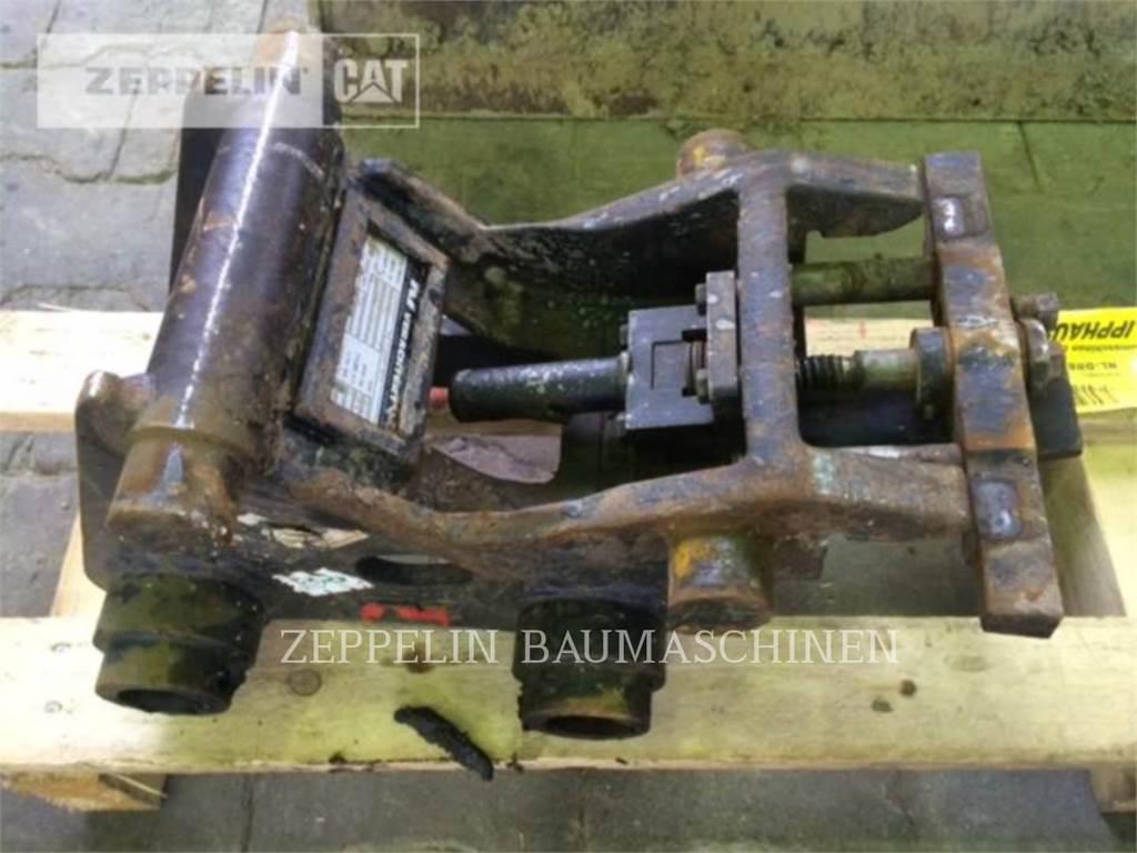 Caterpillar CW05, narz. rob. - narzędzie robocze koparko-ładowarki, Sprzęt budowlany