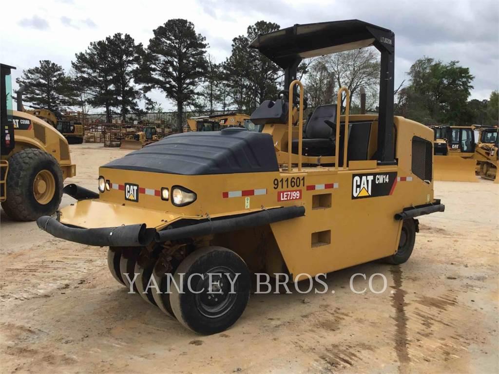 Caterpillar CW14, Compactors, Construction