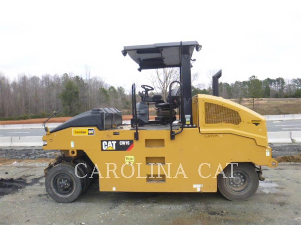 Caterpillar CW16, Verdichter, Bau-Und Bergbauausrüstung