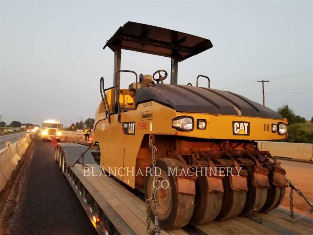 Caterpillar CW16, Opryskiwacze do asfaltu, Sprzęt budowlany