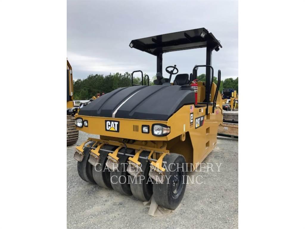 Caterpillar CW16, Compactors, Constructii