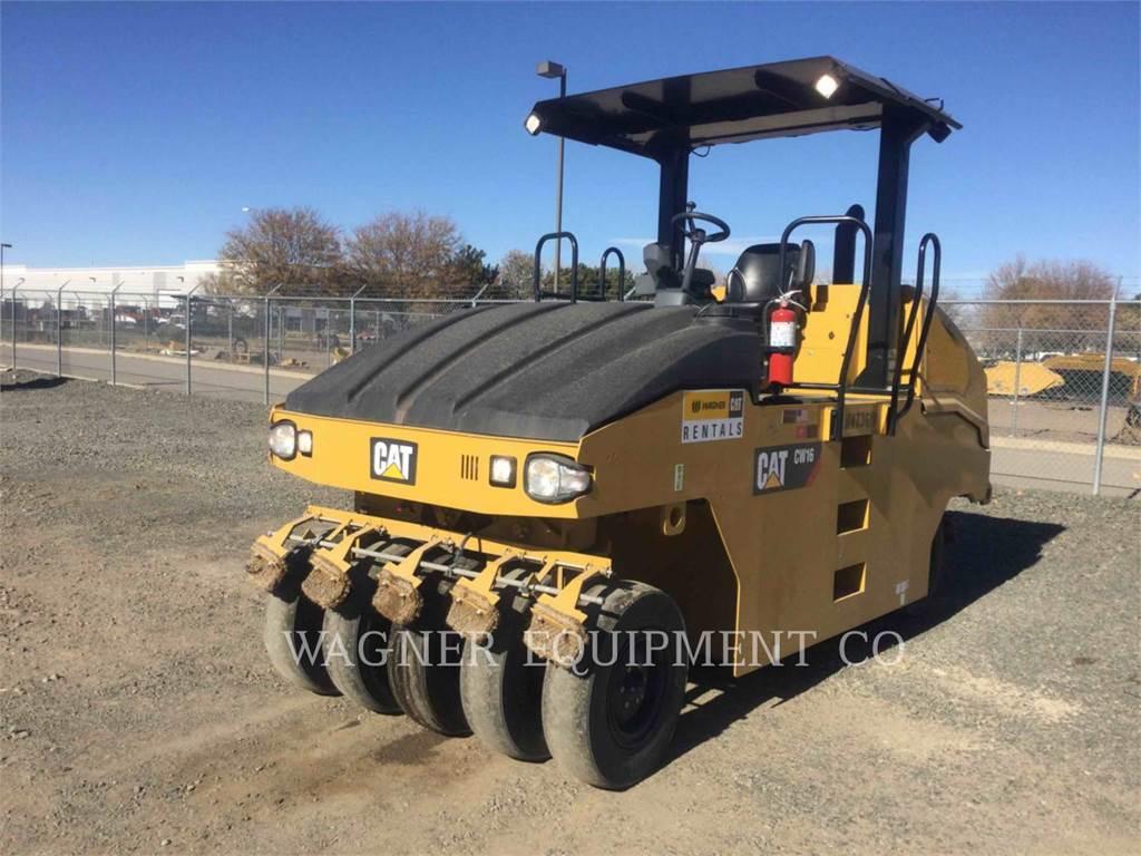 Caterpillar CW16, Compactors, Construction