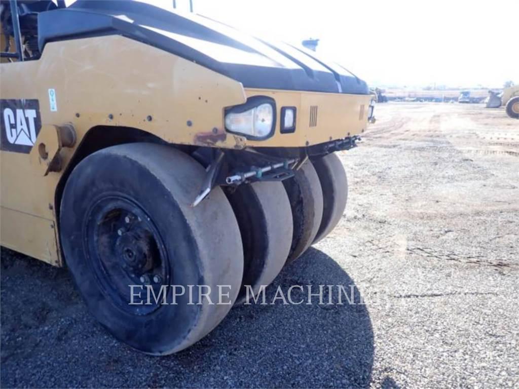 Caterpillar CW34, pneumatic tired compactors, Construction