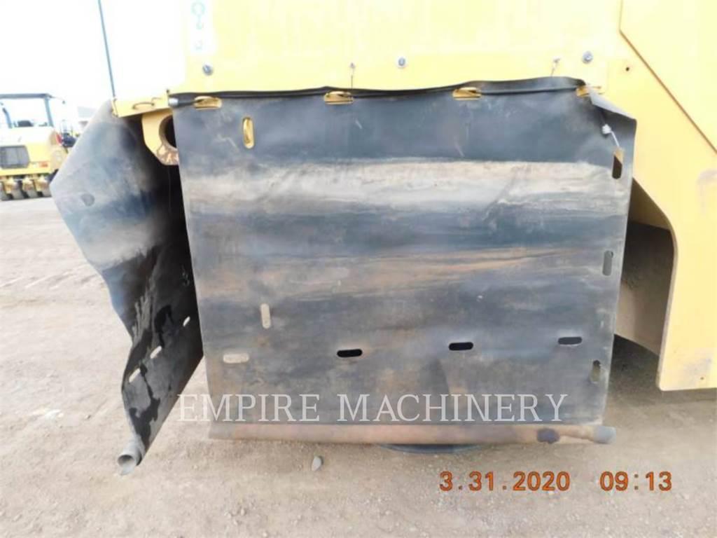 Caterpillar CW34, gummiradwalzen, Bau-Und Bergbauausrüstung