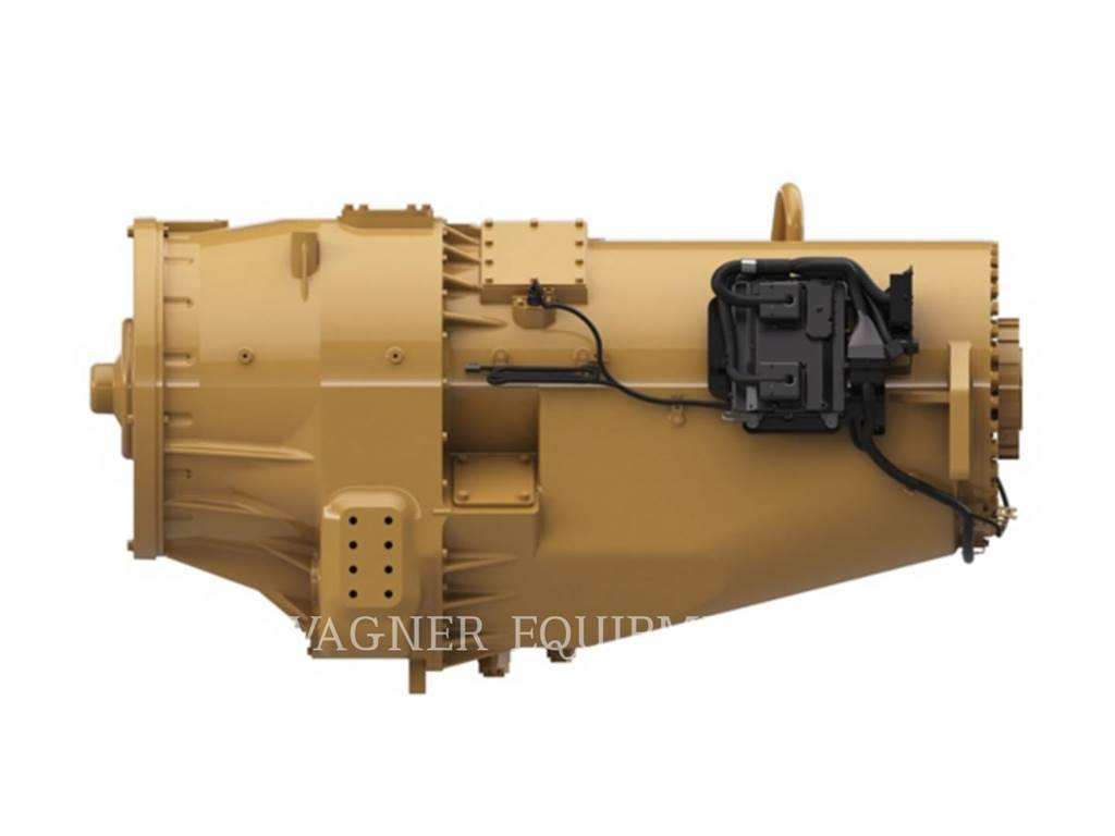 Caterpillar CX48P2300, Petroleum Engines, Construction