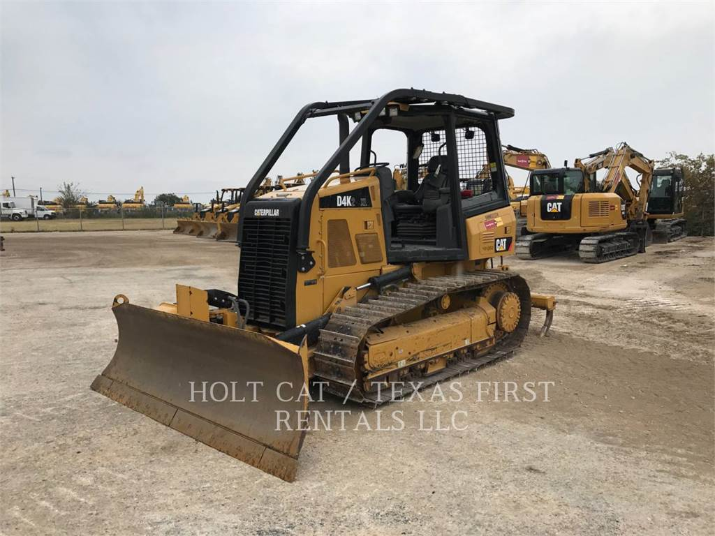 Caterpillar D 4 K XL, Dozers, Construction