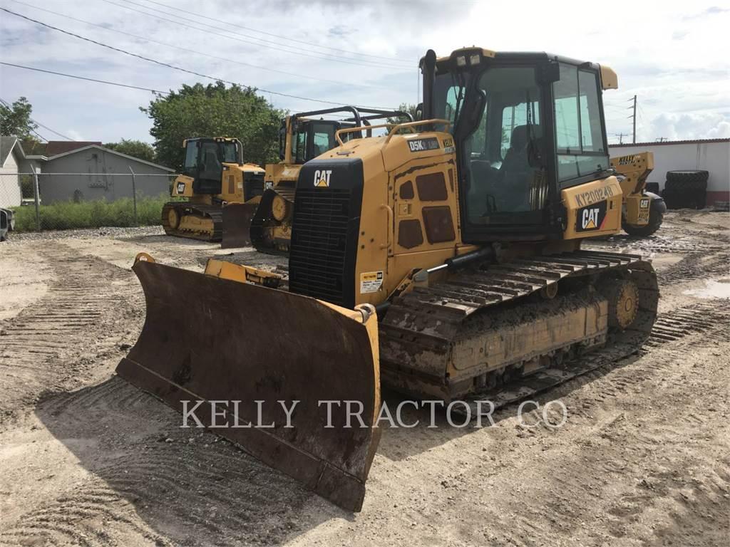 Caterpillar D 5 K 2 LGP, Tratores de rastos, Equipamentos Construção