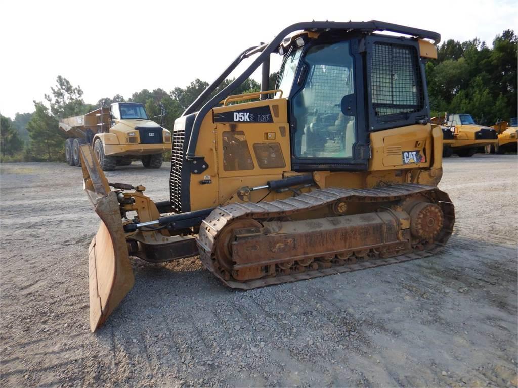 Caterpillar D 5 K 2 LGP, Planierraupen, Bau-Und Bergbauausrüstung