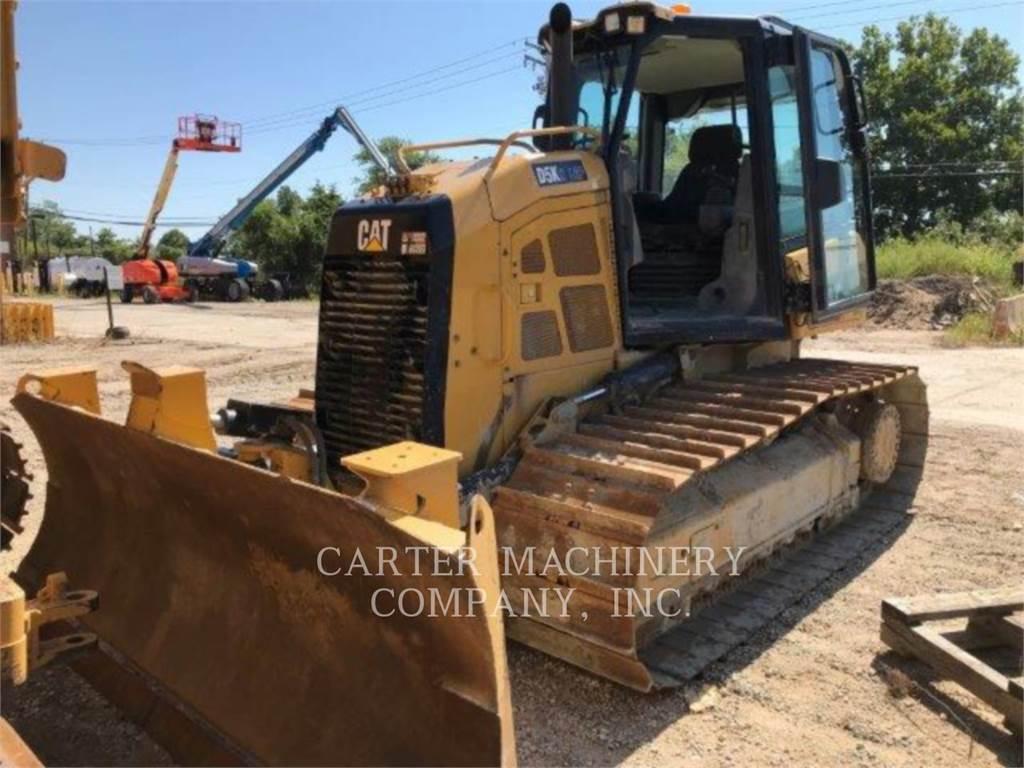 Caterpillar D 5 K 2 LGP, Crawler dozers, Construction