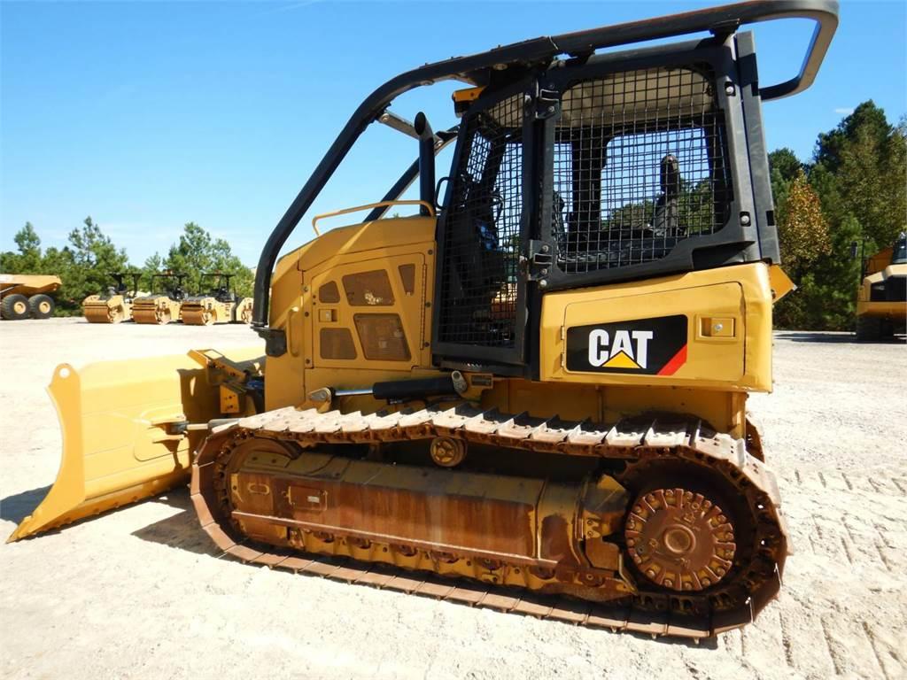 Caterpillar D 5 K 2 XL, Tratores de rastos, Equipamentos Construção