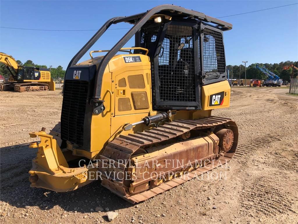 Caterpillar D 5 K 2 XL, Crawler dozers, Construction