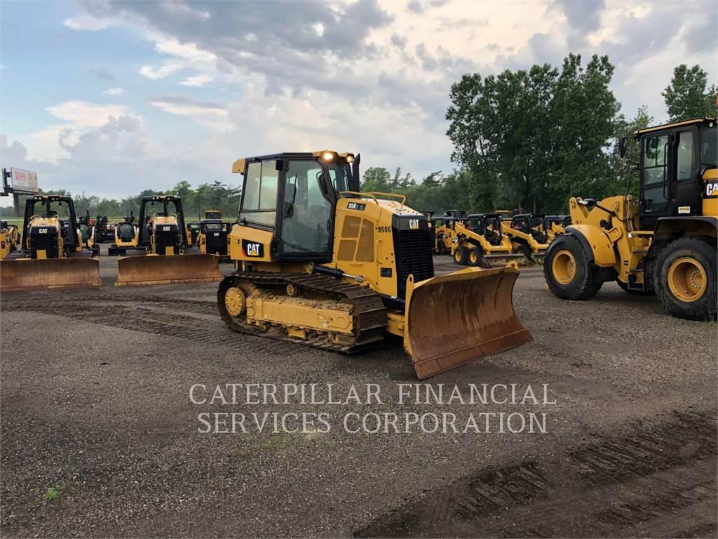 Caterpillar D 5 K 2 XL, Bulldozers, Construcción