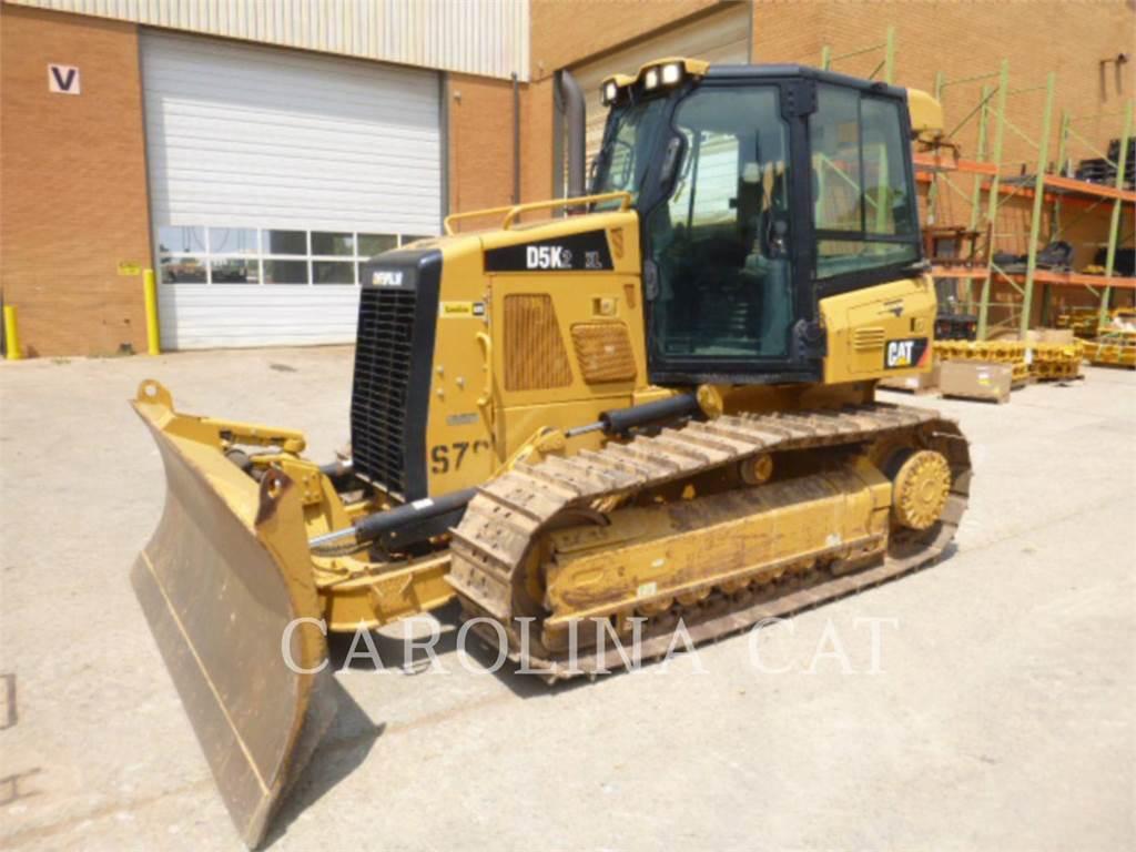 Caterpillar D 5 K 2 XL, Bulldozers, Attrezzature Da Costruzione