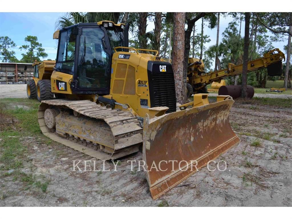 Caterpillar D 5 K2 LGP, Bulldozers, Construcción