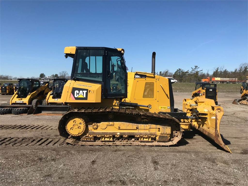 Caterpillar D 6 K2 LGP, Dozers, Construction