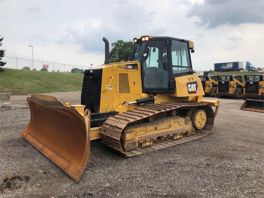 Caterpillar D 6 K2 LGP, Dozers, Construction