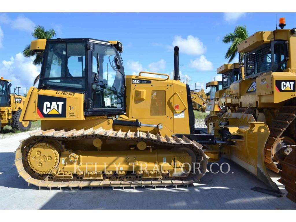 Caterpillar D 6 K2 LGP, Planierraupen, Bau-Und Bergbauausrüstung