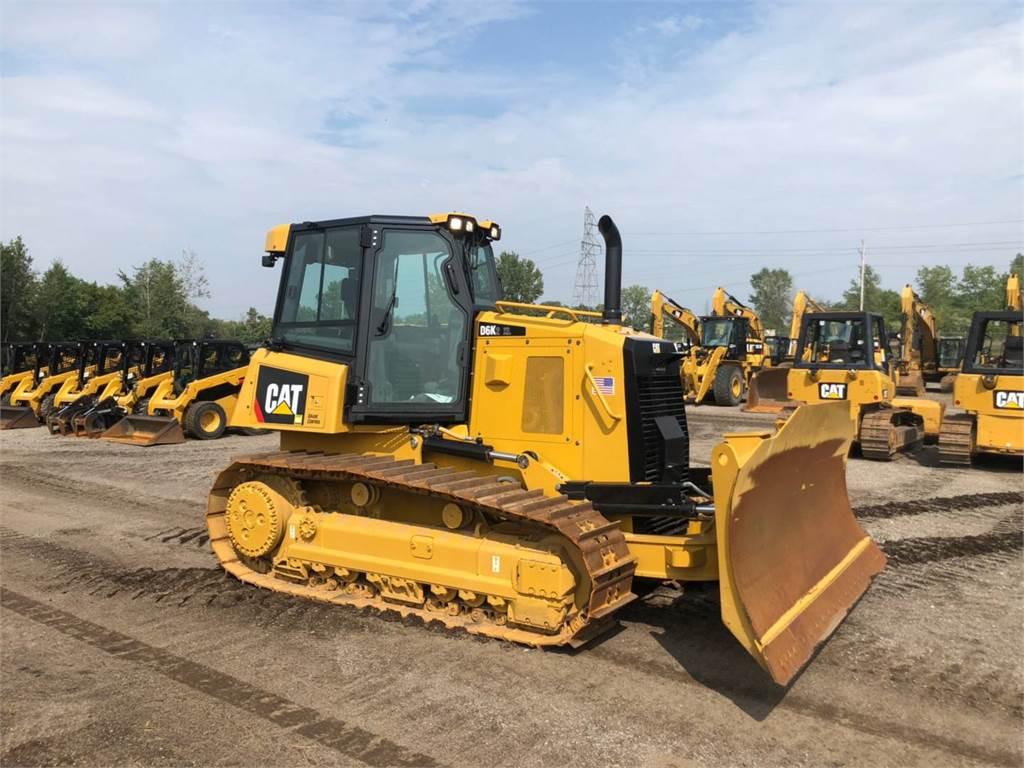 Caterpillar D 6 K2 XL、ブルドーザー、建設