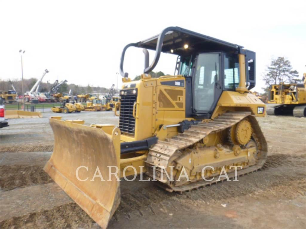 Caterpillar D 6 N XL, Dozers, Construction