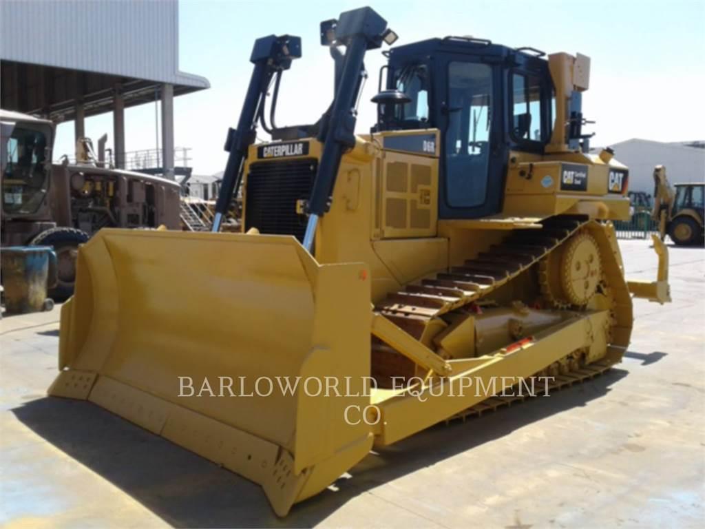 Caterpillar D 6 R, Planierraupen, Bau-Und Bergbauausrüstung