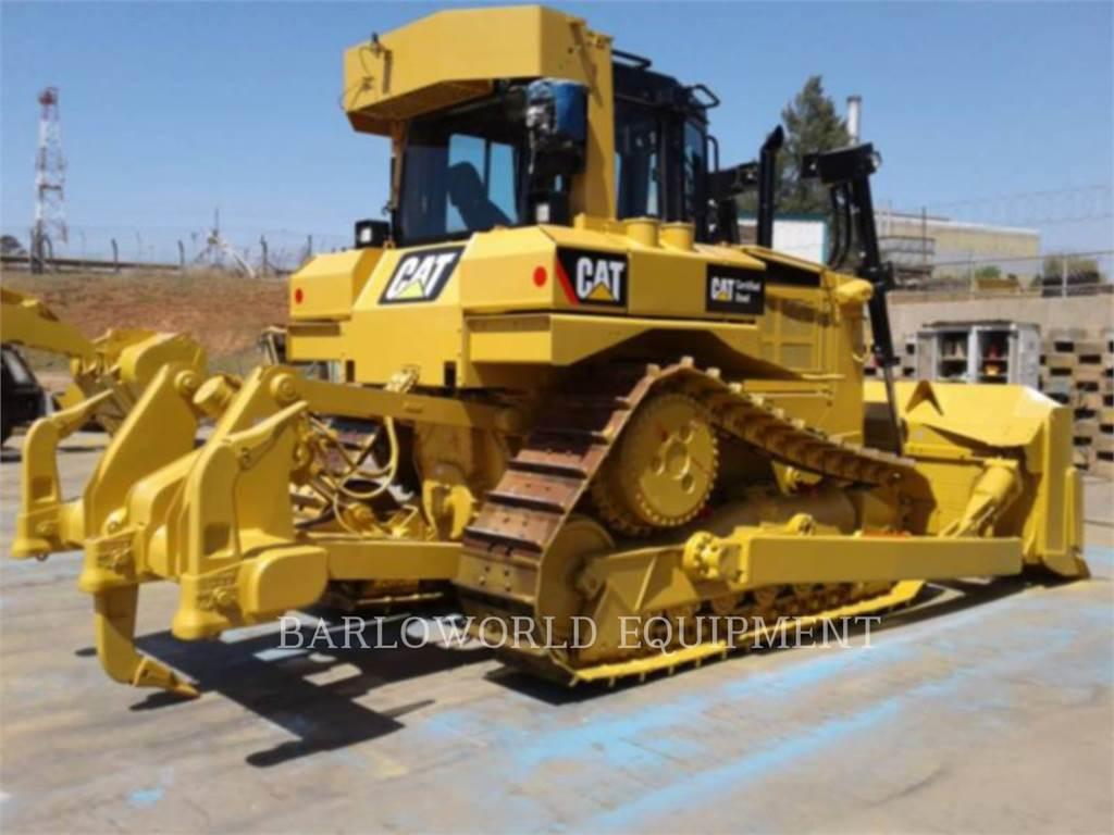 Caterpillar D 6 R, Bulldozers, Construcción