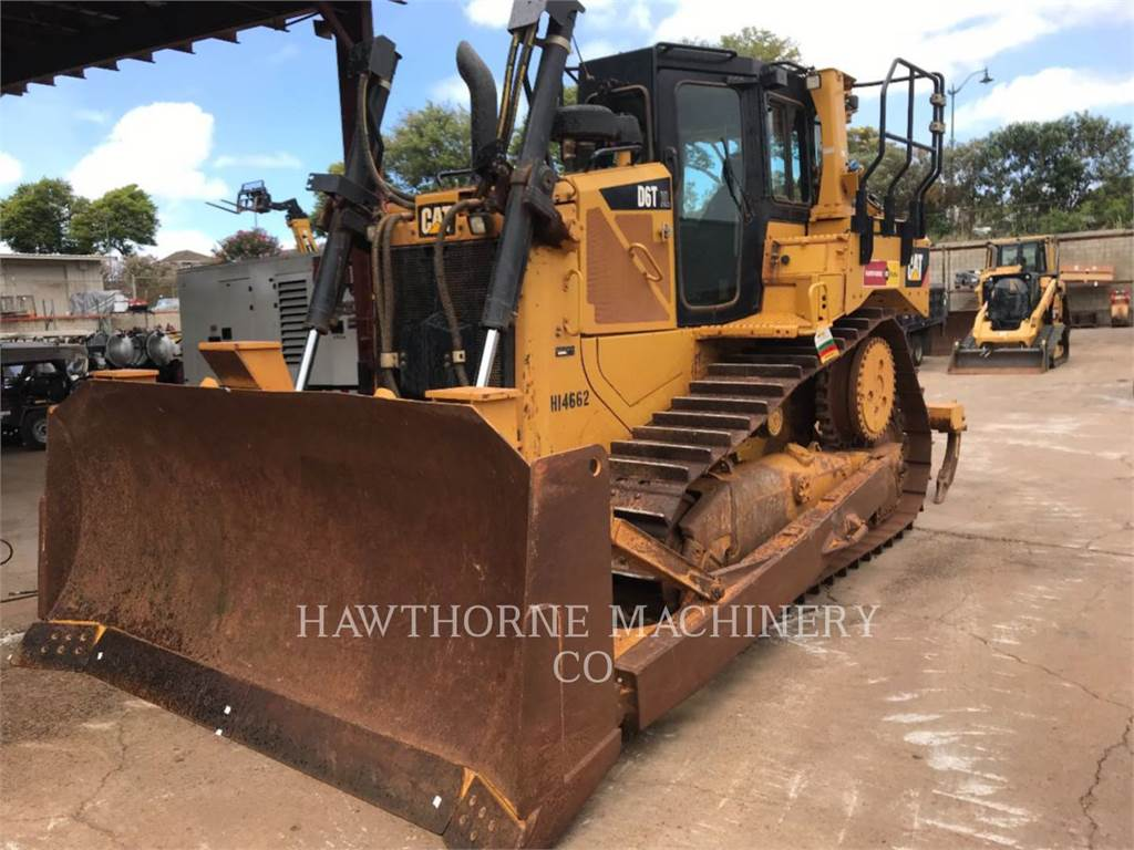 Caterpillar D 6 T, Dozers, Construction