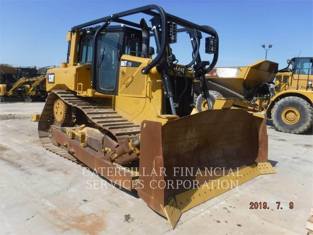 Caterpillar D 6 T, Bulldozer, Équipement De Construction
