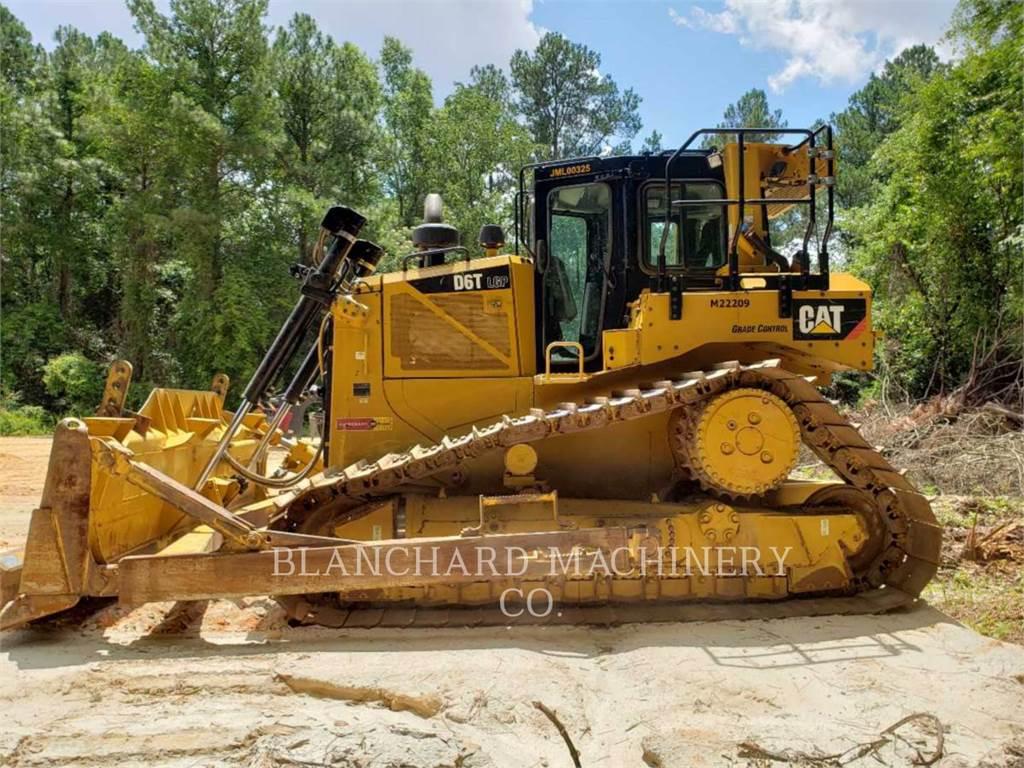Caterpillar D 6 T LGP, Dozer cingolati, Attrezzature Da Costruzione