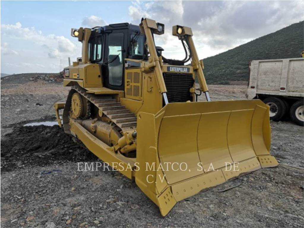 Caterpillar D 6 T XL、ブルドーザー、建設