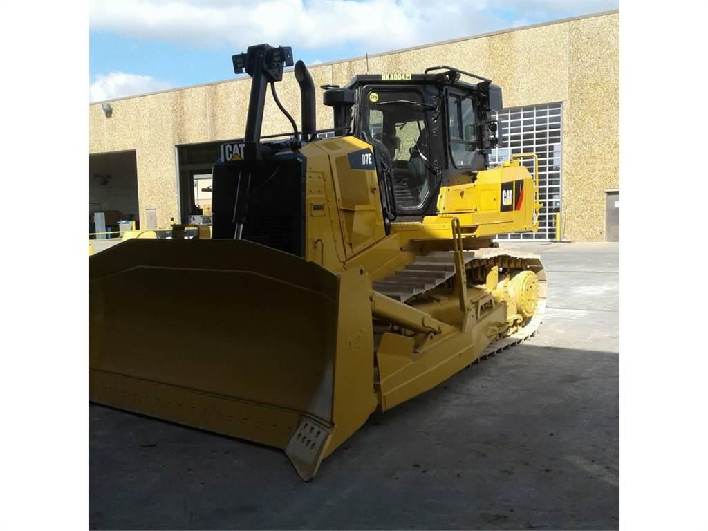 Caterpillar D 7 E, Dozers, Construction