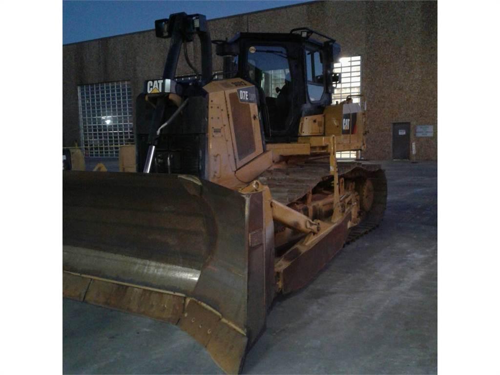 Caterpillar D 7 E LGP, Dozers, Construction