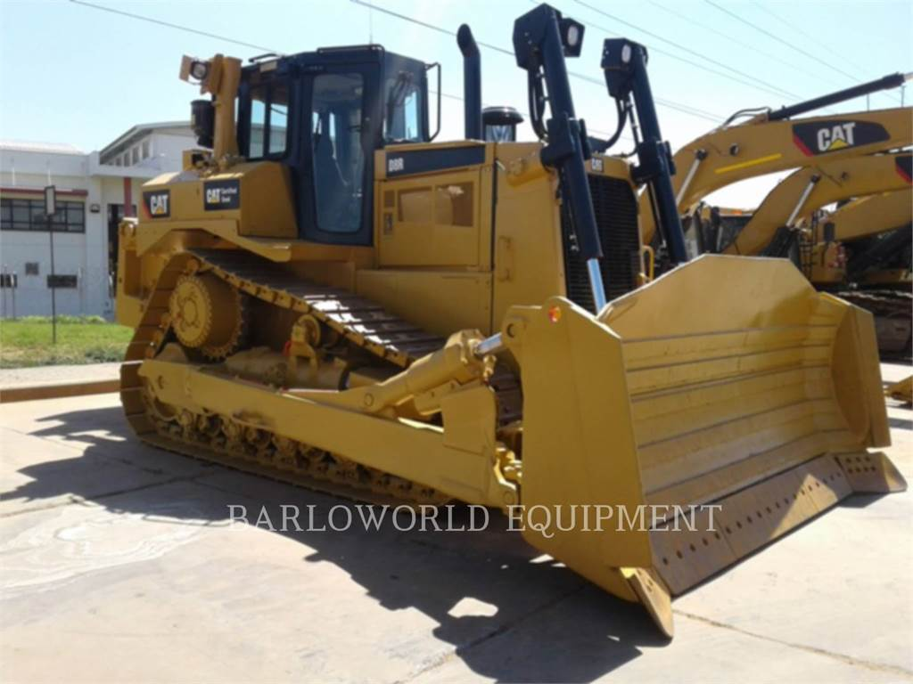 Caterpillar D 8 R, Dozers, Construction