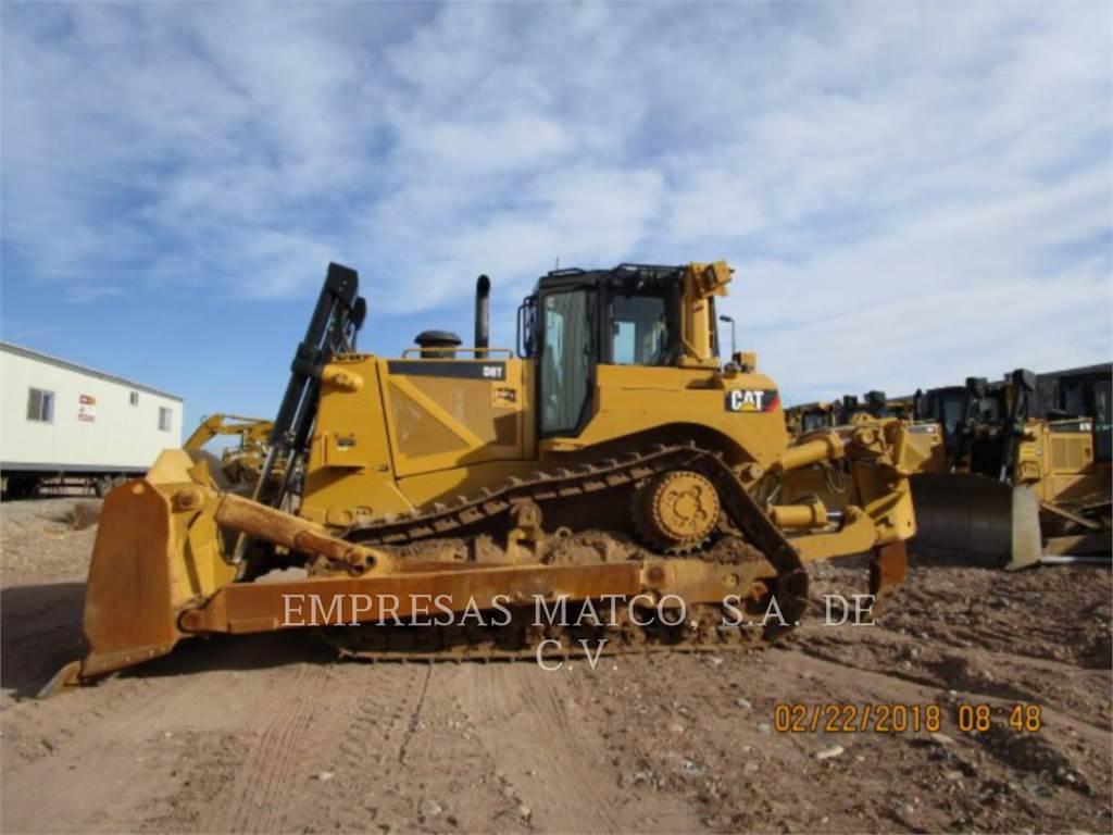 Caterpillar D 8 T, Planierraupen, Bau-Und Bergbauausrüstung