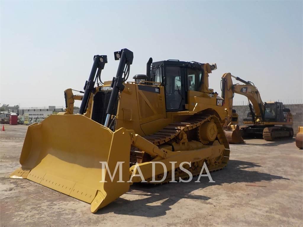 Caterpillar D 8 T, Bulldozers, Construcción