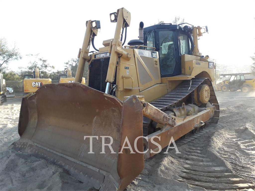 Caterpillar D 8 T, Tratores de rastos, Equipamentos Construção
