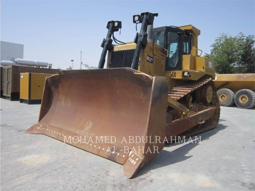 Caterpillar D 9 R, Bulldozers, Construcción