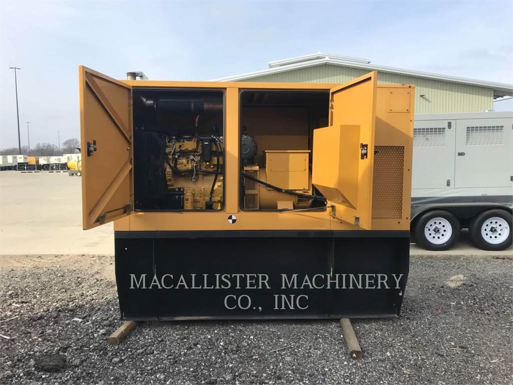 Caterpillar D100, Seturi de Generatoare Diesel, Constructii