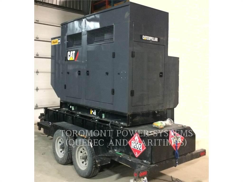 Caterpillar D100_ C4.4_ 100KW_ 120/208VOLTS, передвижные генераторные установки, Строительное