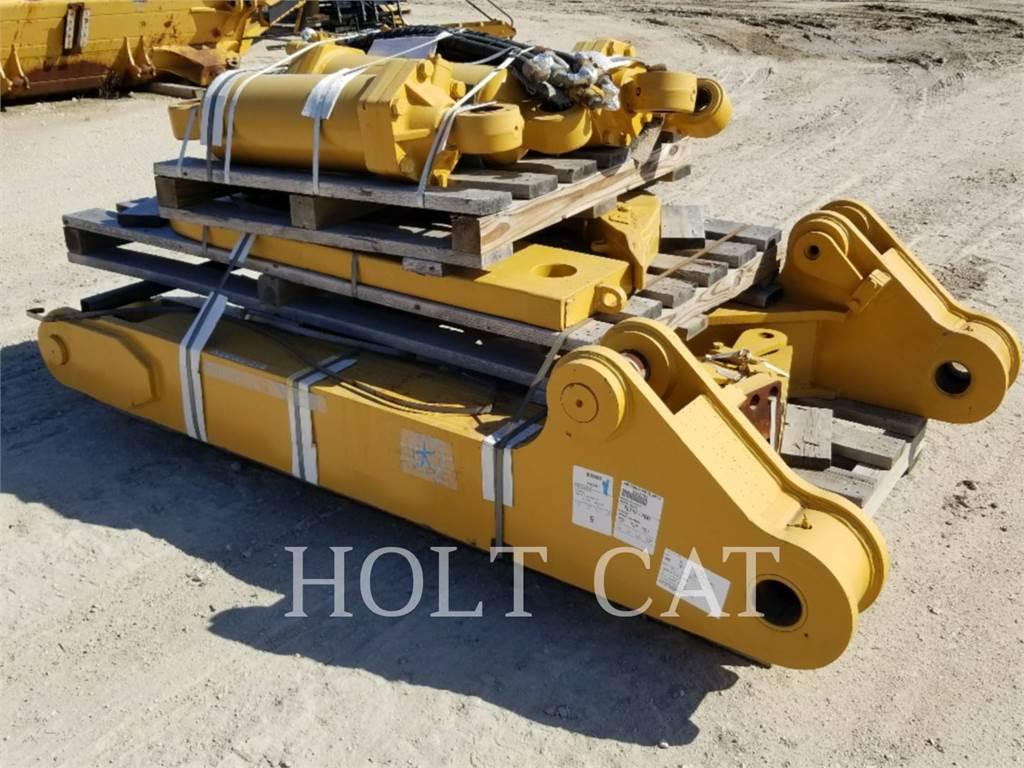 Caterpillar D10R/T, Escarificadores, Equipamentos Construção