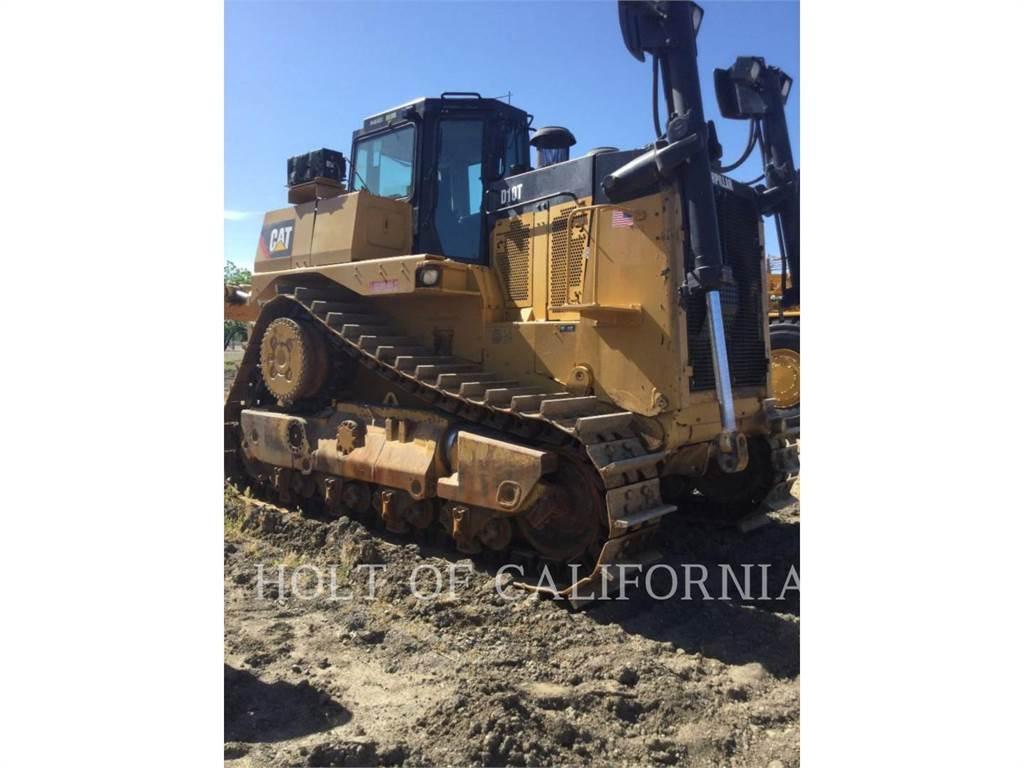 Caterpillar D10T, Bulldozers, Attrezzature Da Costruzione