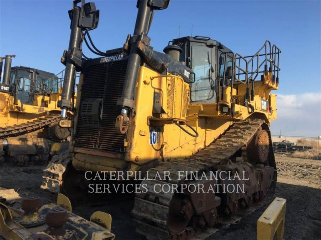 Caterpillar D10T, Tratores de rastos, Equipamentos Construção