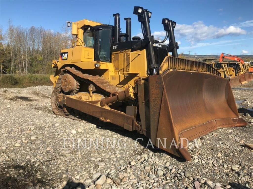 Caterpillar D10T, Bulldozer, Équipement De Construction