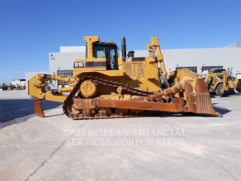 Caterpillar D10T, Crawler dozers, Construction