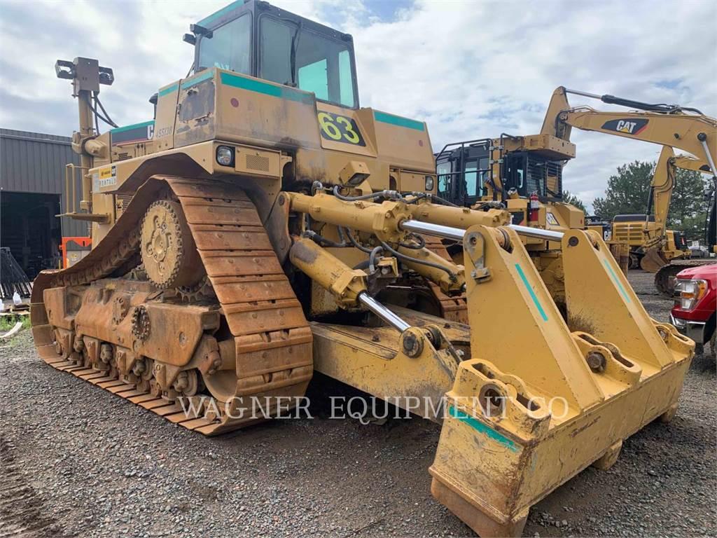 Caterpillar D10T, Planierraupen, Bau-Und Bergbauausrüstung