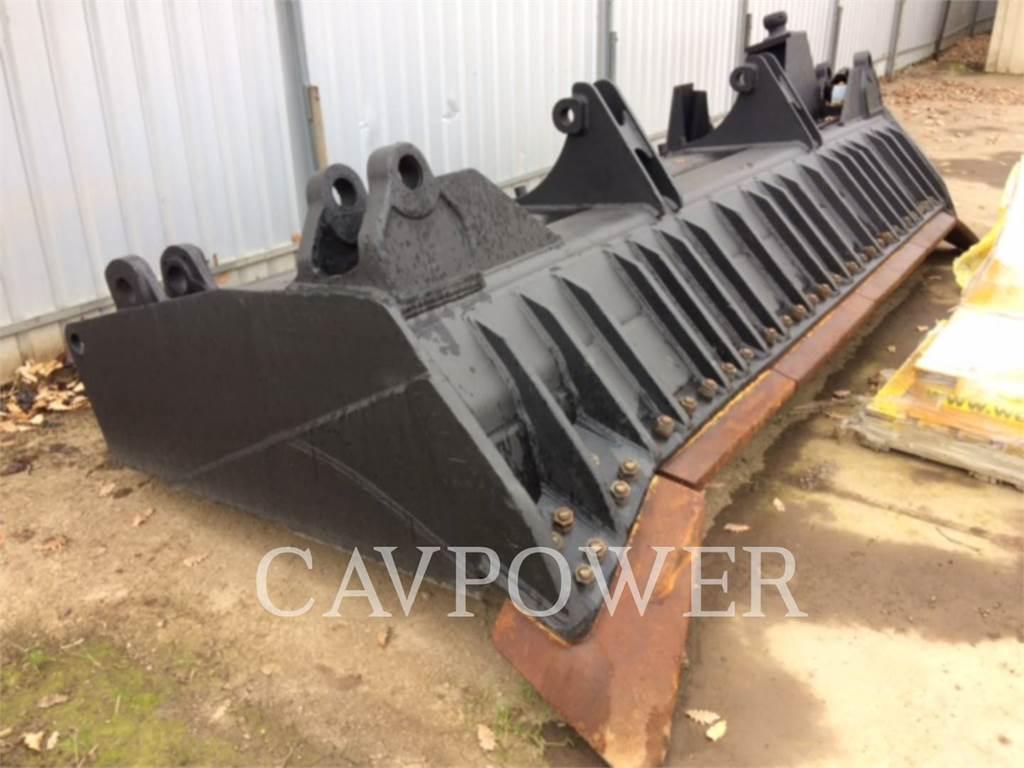 Caterpillar D10T, blades, Construction