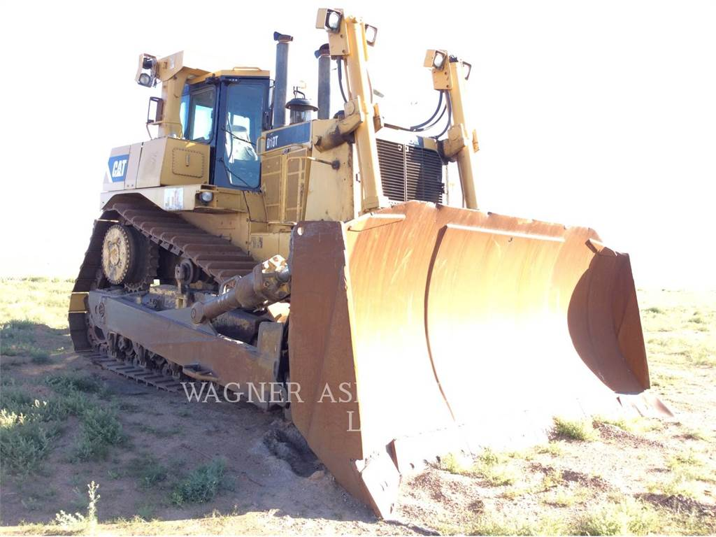 Caterpillar D10T, Dozers, Construction
