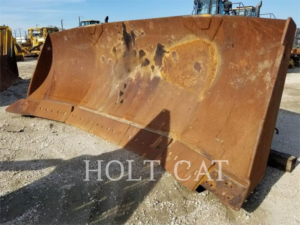 Caterpillar D10T/R U BLADE、ブレード、建設